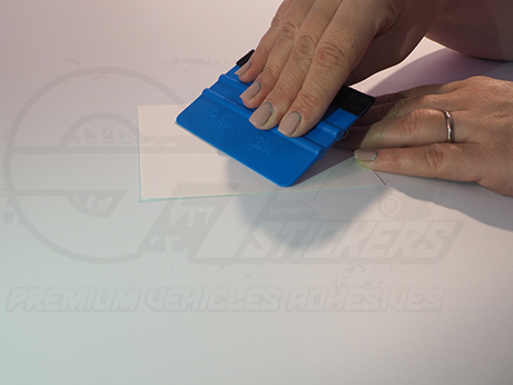 comment poser un sticker