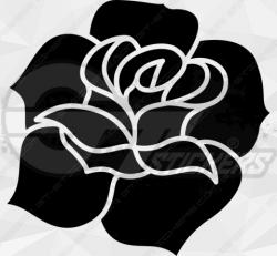 Sticker Rose