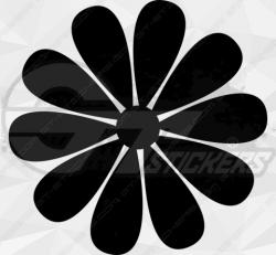 Sticker Marguerite 1