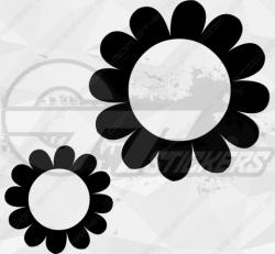 Stickers Fleurs 2