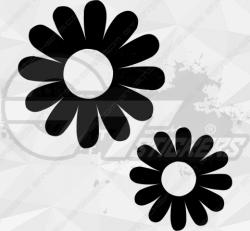 Stickers Fleurs 3