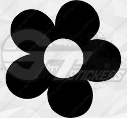 Stickers Fleurs 5