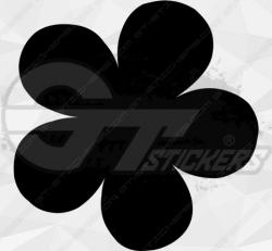 Stickers Fleurs 8