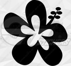 Stickers Fleurs 33