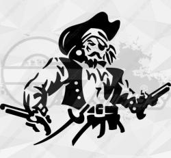 Sticker pirate 4