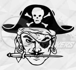 Sticker pirate 7