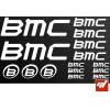 Planche de 15 stickers BMC