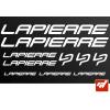 Planche de 10 stickers LAPIERRE