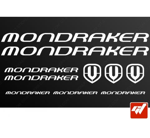 Planche 10 stickers MONDRAKER