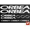 Planche de 10 stickers ORBEA