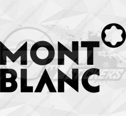 Sticker Mont Blanc