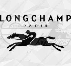 Sticker Longchamp