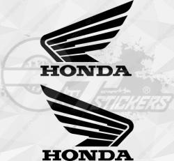 Kit Stickers Ailes Honda