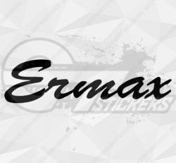 Sticker ermax