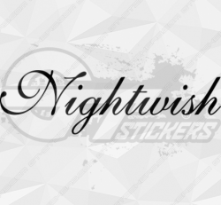 Sticker Nightwish