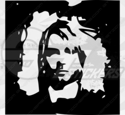 Sticker Cobain 3