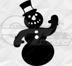 Sticker Noel 13