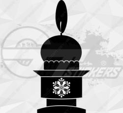 Sticker Noel 17