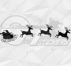 Sticker Noel 44