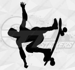Sticker skate 2