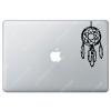 Sticker Apple  Piège à rêves pour Macbook - Taille : 160x77 mm
