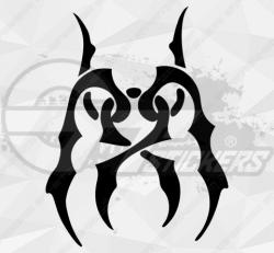 Sticker Tribal 62