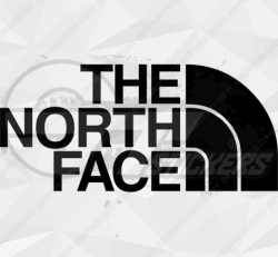 Sticker The North Face