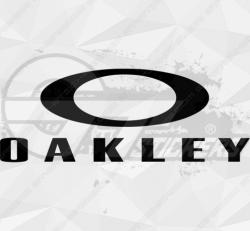 Sticker Oakley 2