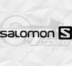 Sticker Salomon 6