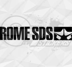 Sticker Rome Sds