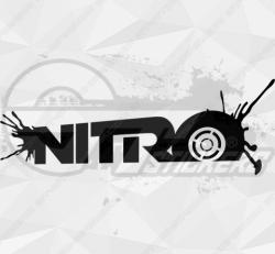 Sticker Nitro Snowboard 2