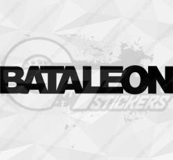 Sticker Bataleon 2