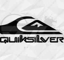 Sticker Quiksilver 8