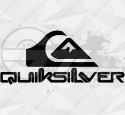 Sticker Quiksilver 7