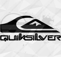 Sticker Quiksilver 5