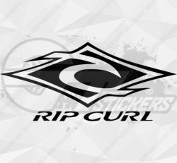 Sticker RipCurl 5