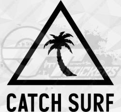 Sticker Catch Surf 4