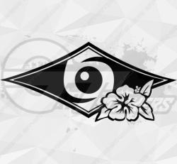 Sticker Logo BICsurf
