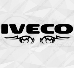 Stickers Tribal Iveco