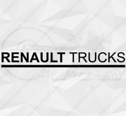Stickers Renault Trucks
