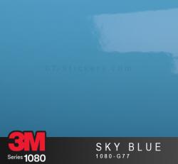 Film Covering 3M 1080 Brillant - Sky Blue