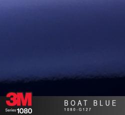 Film Covering 3M 1080 Brillant - Boat Blue