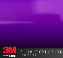 Film Covering 3M 1080 Brillant - Gloss Plum Explosion