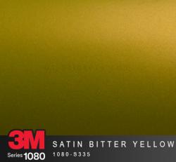 Film Covering 3M 1080 Satin - Satin Bitter Yellow