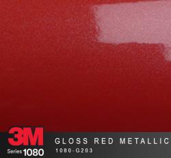 Film Covering 3M 1080 - Gloss Red Metallic