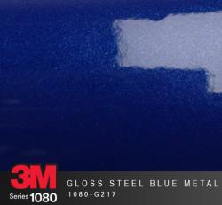 Film Covering 3M 1080 - Gloss Steel Blue Metal