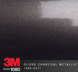 Film Covering 3M 1080 - Gloss Charcoal Metallic