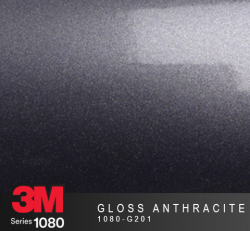 Film Covering 3M 1080 - Gloss Anthracite