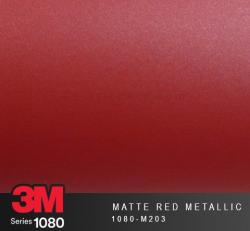 Film Covering 3M 1080 - Matte red Metallic