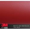 Film Covering 3M 1080 - Matte red Metallic